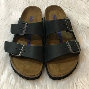 🌸Birkenstock Arizona Soft Footbed Sandal Size 37